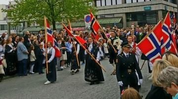 norjan kansallispäivä
