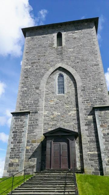 Avaldsnes church