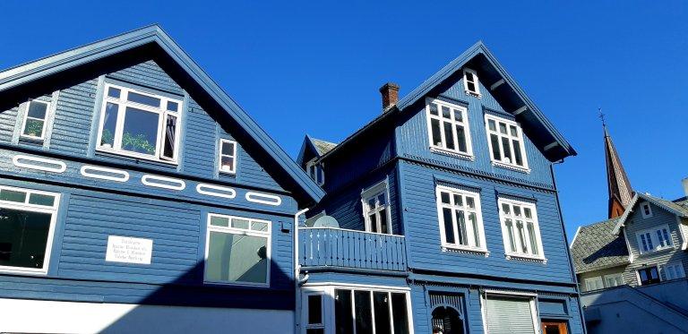 Haugesund buildings