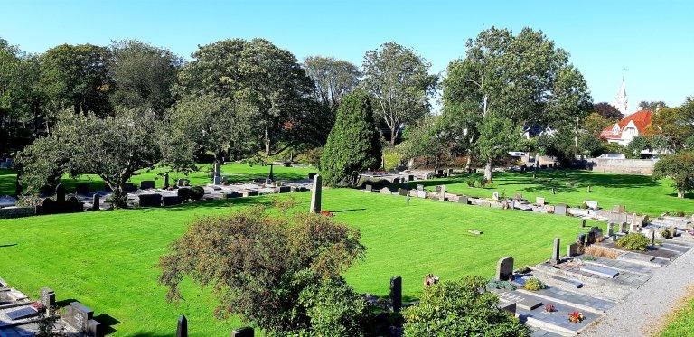 Haugesund graveyard