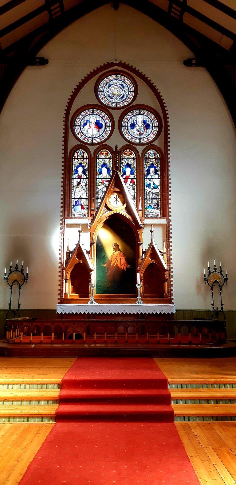 Haugesund vår frelsers kirke